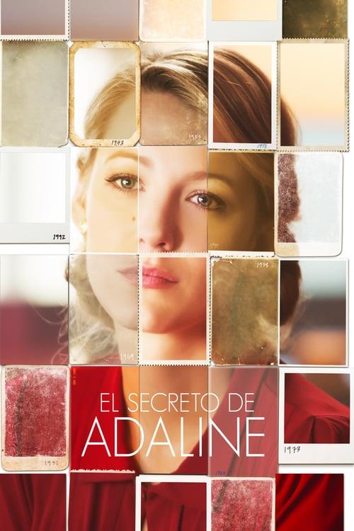 Póster película El secreto de Adaline