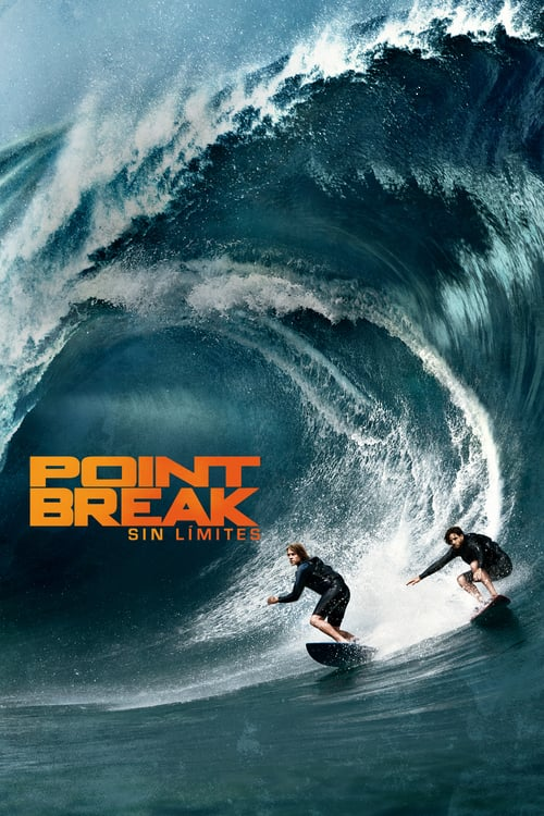 Point Break: Sin límites poster