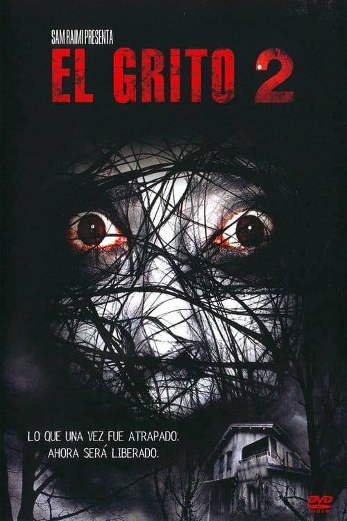 El grito 2 poster