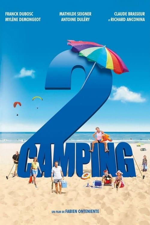 Camping 2 poster