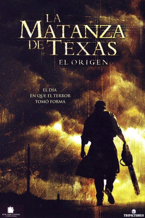La matanza de Texas: El origen poster