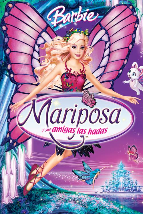 Barbie: Mariposa y Sus Amigas las Hadas poster