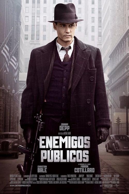 Enemigos públicos poster
