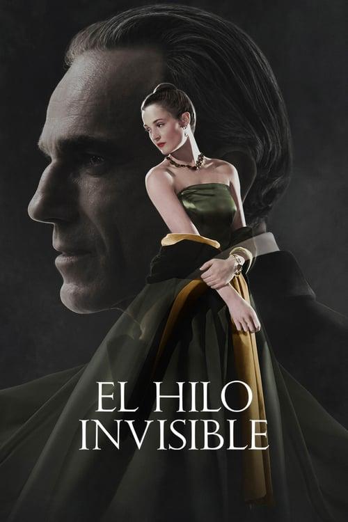 El hilo invisible poster