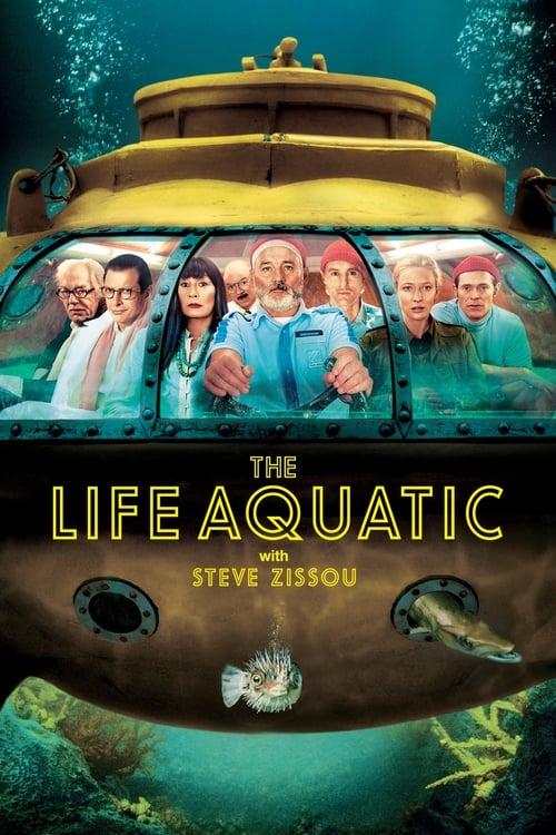 Life Aquatic poster
