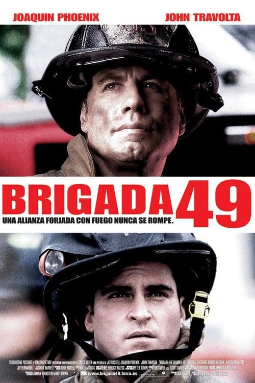 Brigada 49 poster