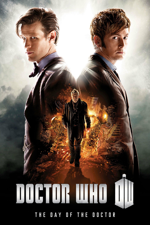 Doctor Who: el día del Doctor poster