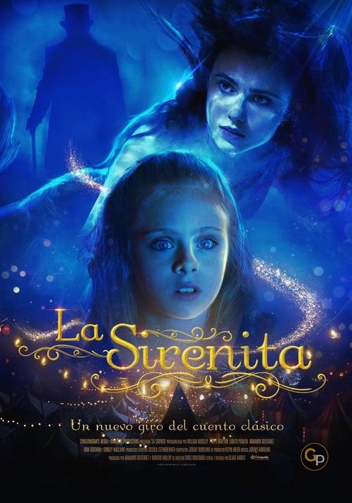 La Sirenita poster
