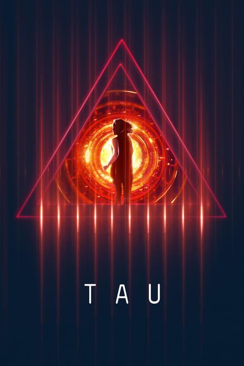 Póster película Tau