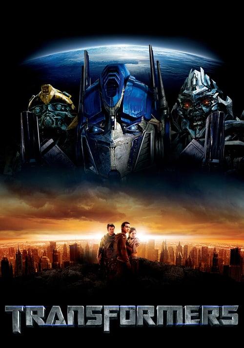 Póster película Transformers