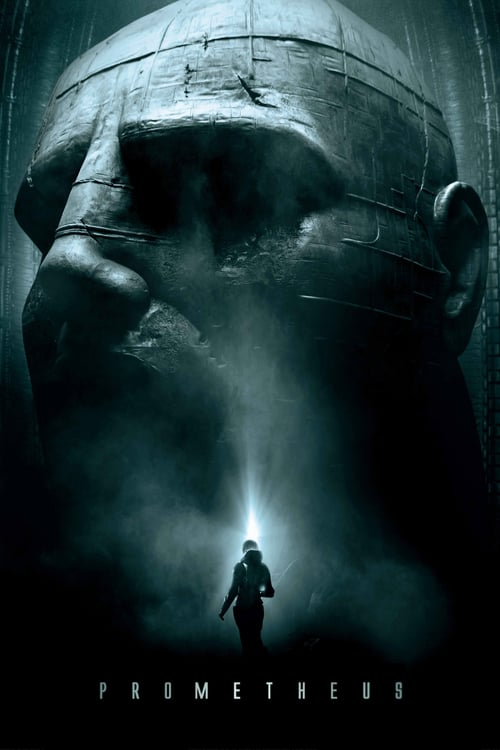 Póster película Prometheus