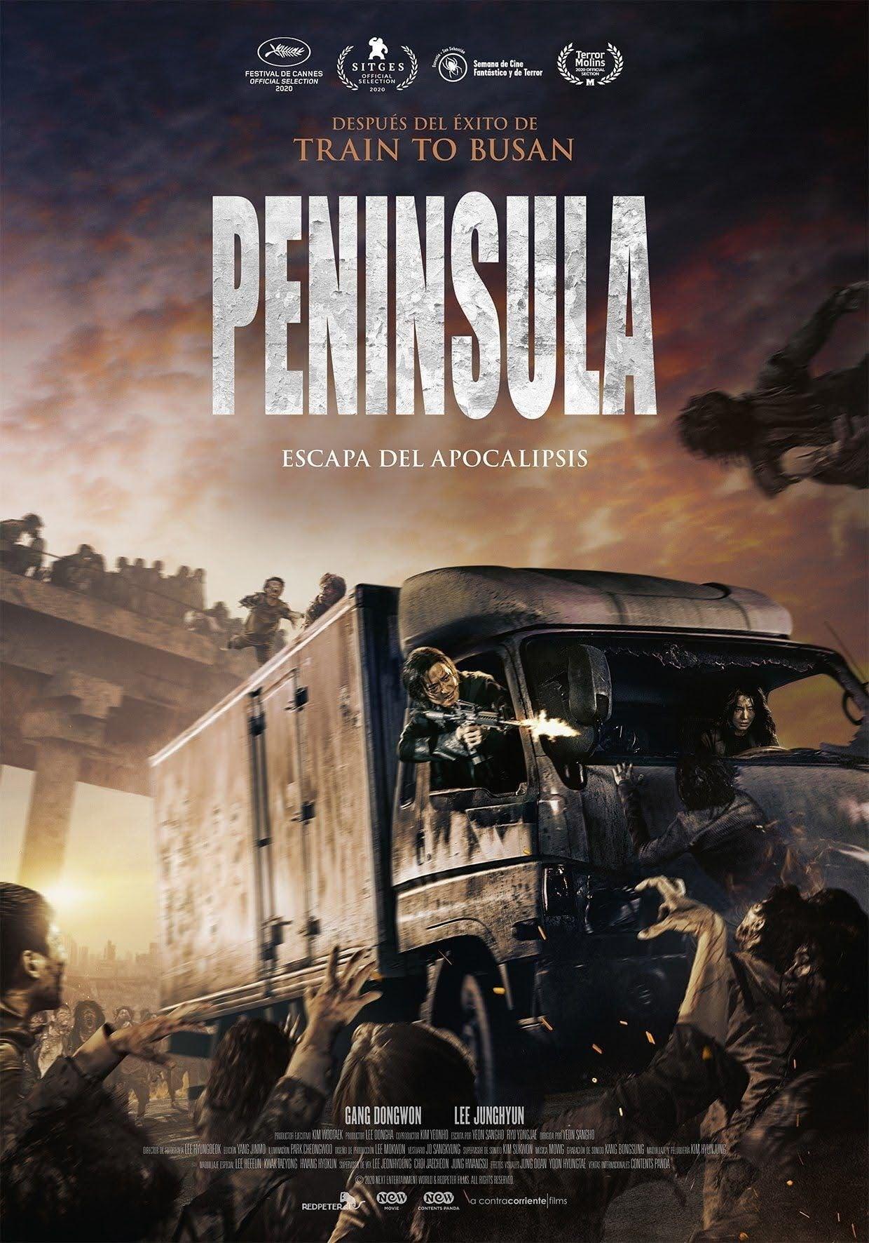 Península poster