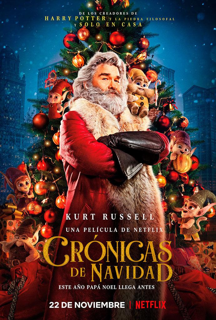 Póster película Crónicas de Navidad
