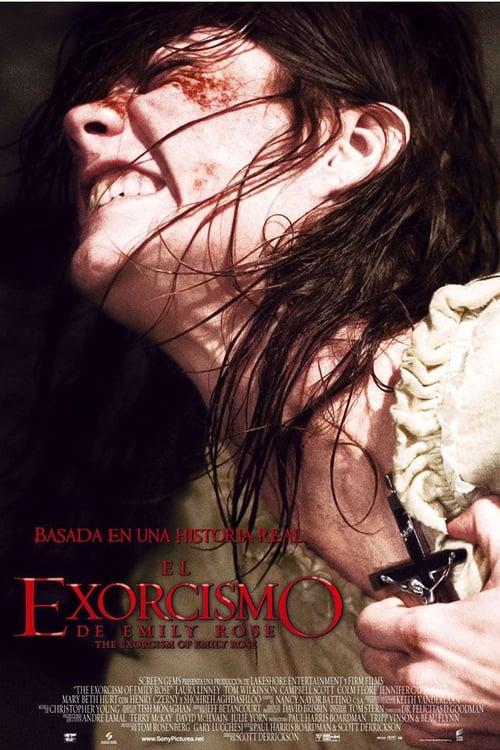 El exorcismo de Emily Rose poster
