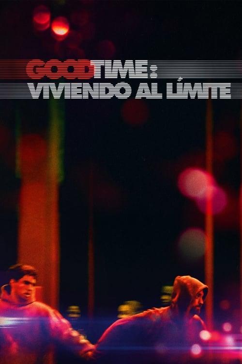 Póster película Good Time
