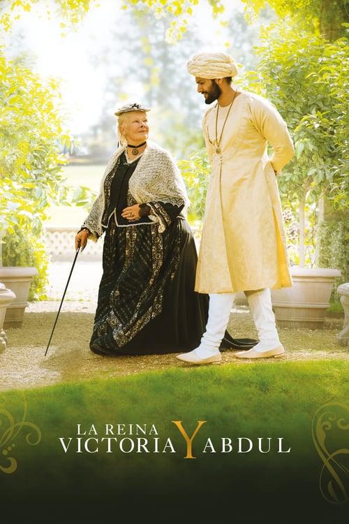 La Reina Victoria y Abdul poster