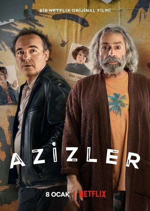 El dilema de Aziz poster