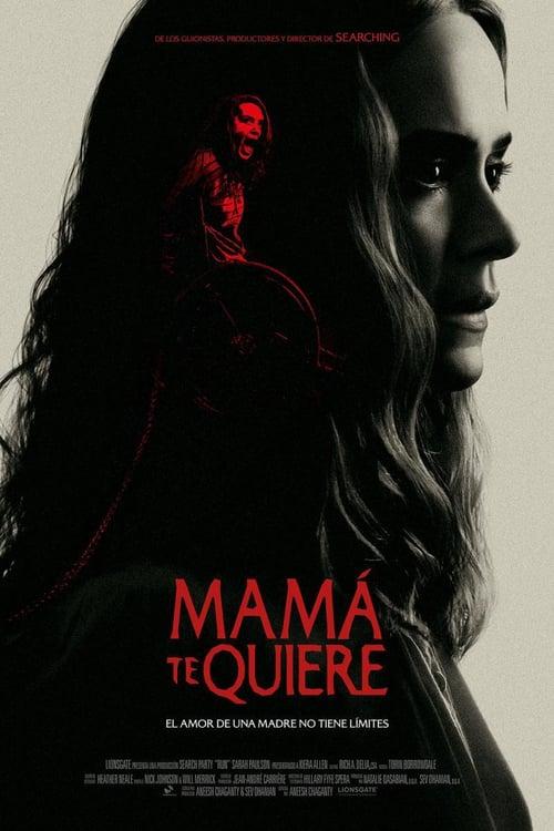 Póster película Mamá te quiere