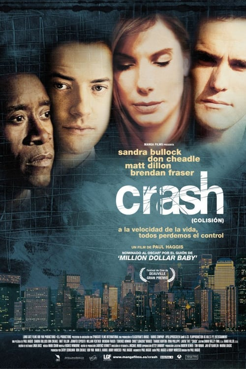 Crash (Colisión) poster