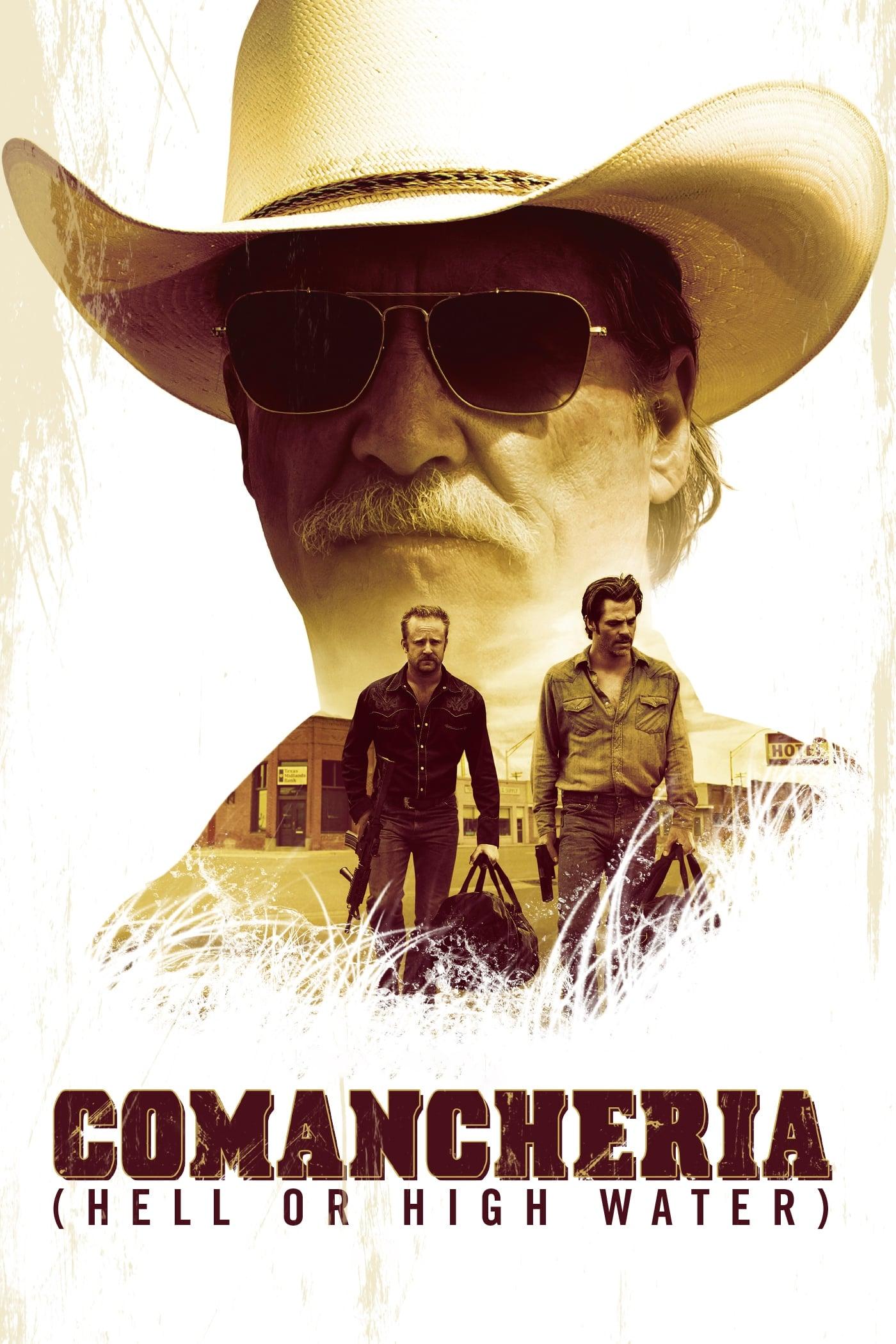 Comanchería poster