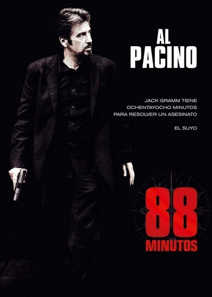 88 minutos poster