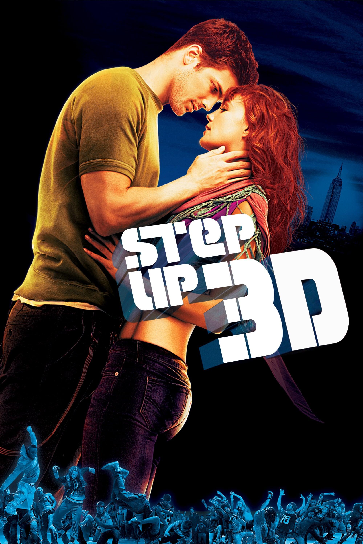 Póster película Step Up 3D
