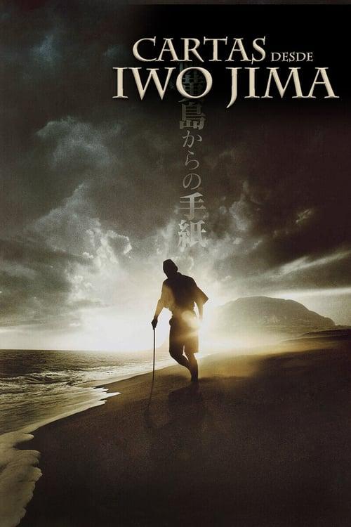 Póster película Cartas desde Iwo Jima