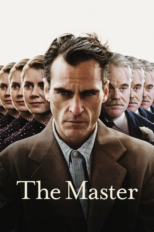 Póster película The Master