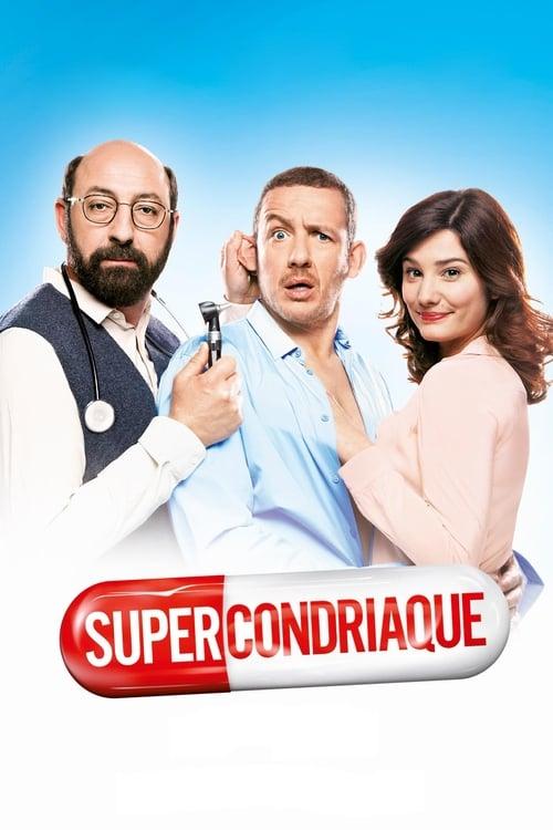 Supercondríaco poster