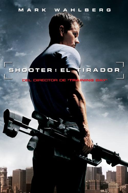 Póster película Shooter: El tirador