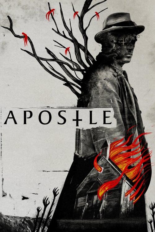 El apóstol poster