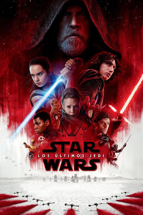 Star Wars: Los últimos Jedi poster