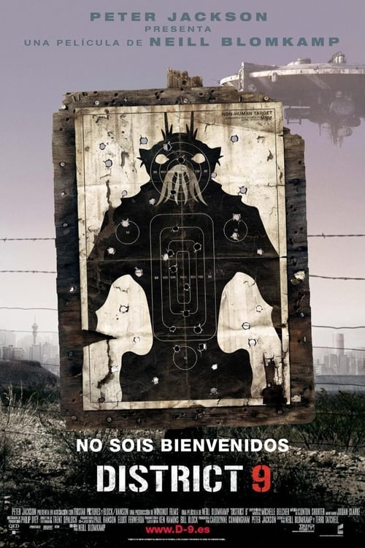 Póster película District 9