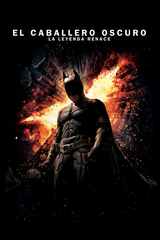 Póster película El caballero oscuro: La leyenda renace