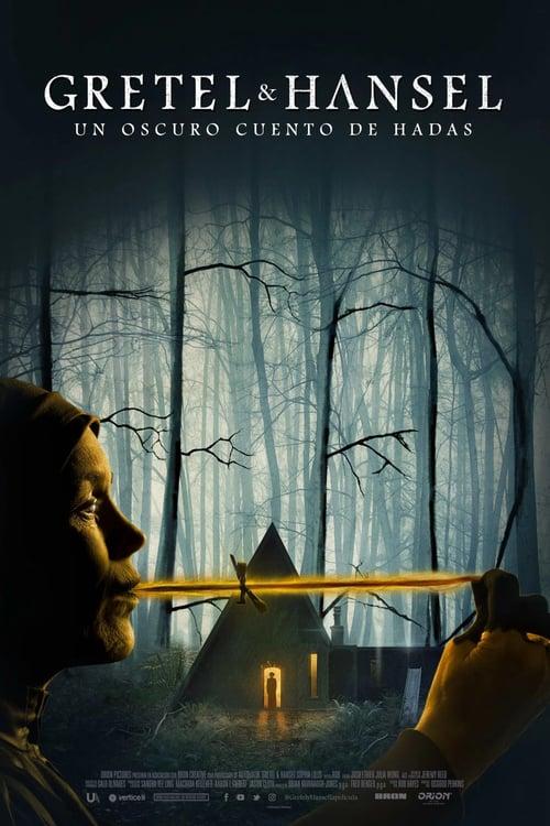 Gretel & Hansel: Un oscuro cuento de hadas poster