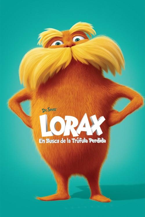 Lorax. En busca de la trúfula perdida poster