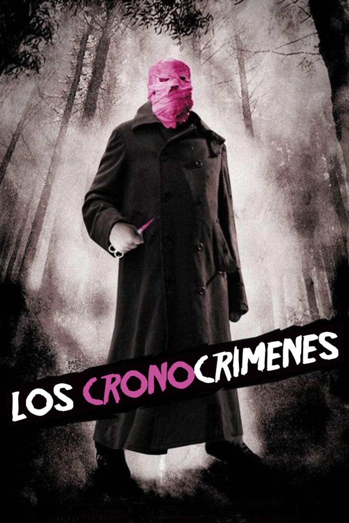 Los cronocrímenes poster