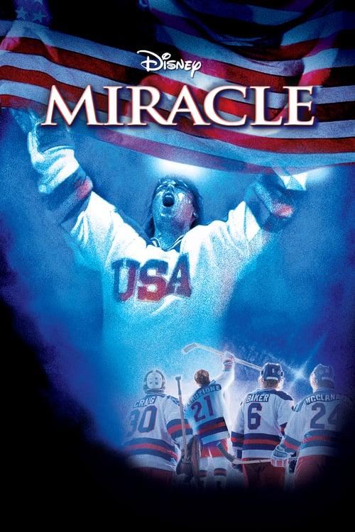 Póster película El milagro (Miracle)