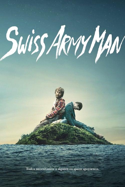 Póster película Swiss Army Man