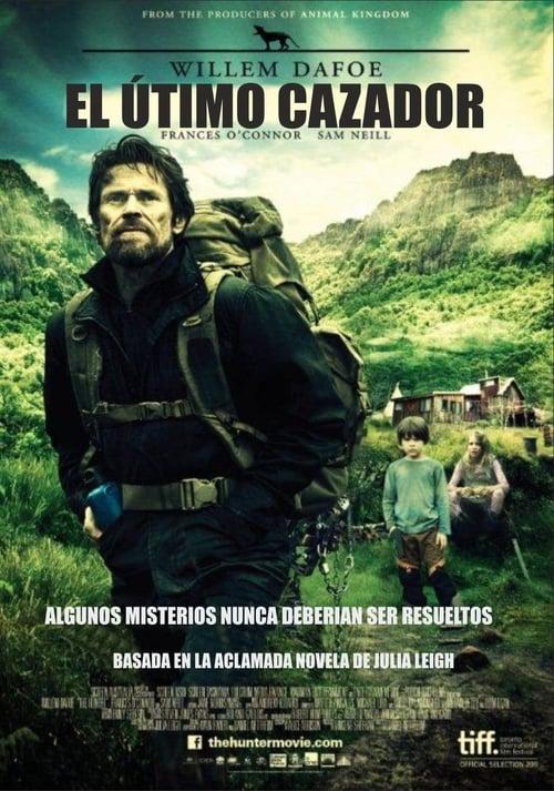 El último cazador poster