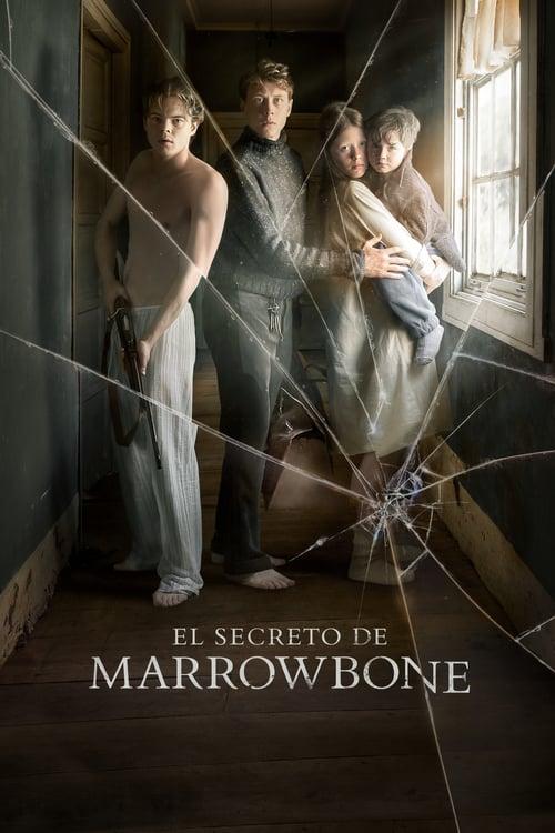El secreto de Marrowbone poster