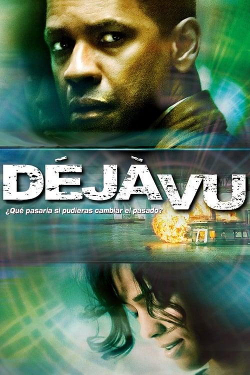 Póster película Déjà Vu