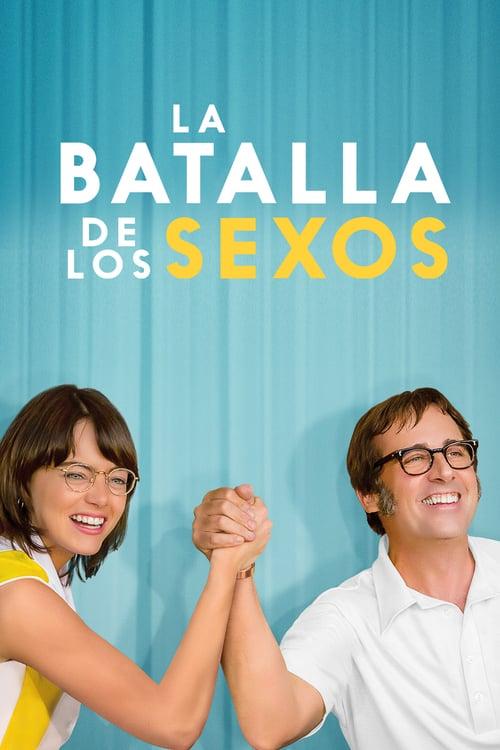 La batalla de los sexos poster