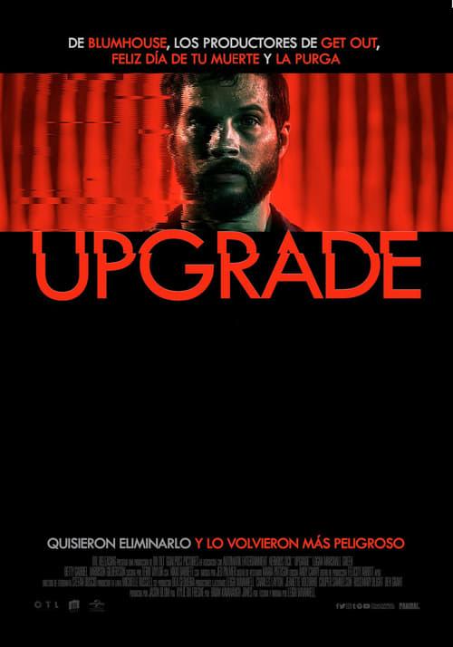 Upgrade (Ilimitado) poster
