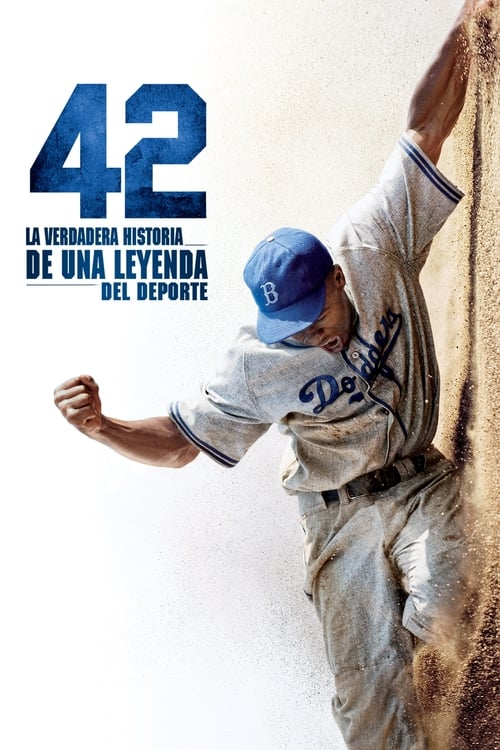 Póster película 42