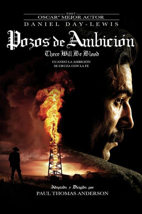Póster película Pozos de ambición