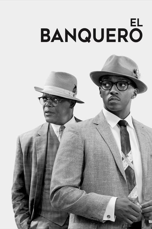 El banquero poster