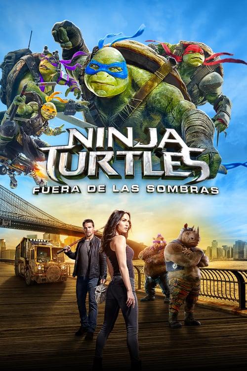 Ninja Turtles: Fuera de las sombras poster