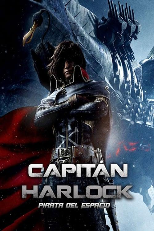 Capitán Harlock poster
