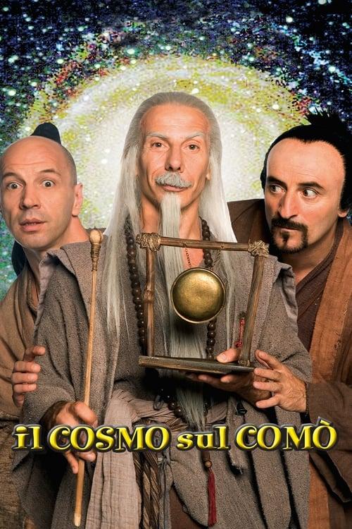 Póster película Il cosmo sul comò